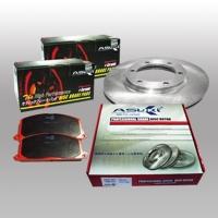 Ceramic brake pad & drum brake shoe