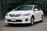 Corolla body kit