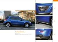 Suzuki SX4 full body kit