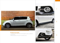 Suzuki Swift full body kit