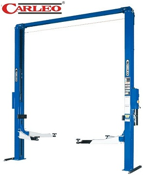 Gate type two post lift(4.5tons)(wire type) /car lift /auto lift
