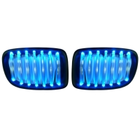 BMW X1/E84 11-12 GRILLE WITH LED LIGHT FOR PERFORMANCE-TUNING TYPE