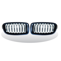 BMW F30 12-13 GRILLE WITH LED LIGHT FOR PERFORMANCE-TUNING TYPE