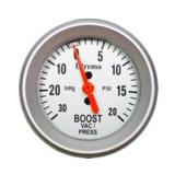 Utrema Mechanical Turbo Boost/Vacuum Gauge 52mm