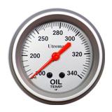 Utrema Performance Oil Temperature Gauge
