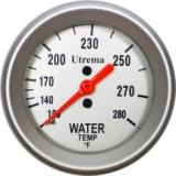 Utrema Auto Mechanical Water Temperature Gauge 2-1/16