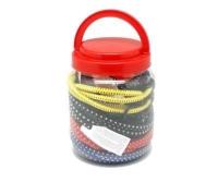 罐裝彈性繩-二十條裝