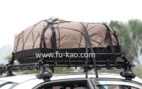 Car roof luggage bag