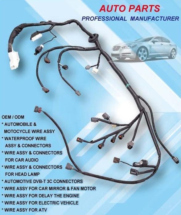 ATV/UTV Wire Harness
