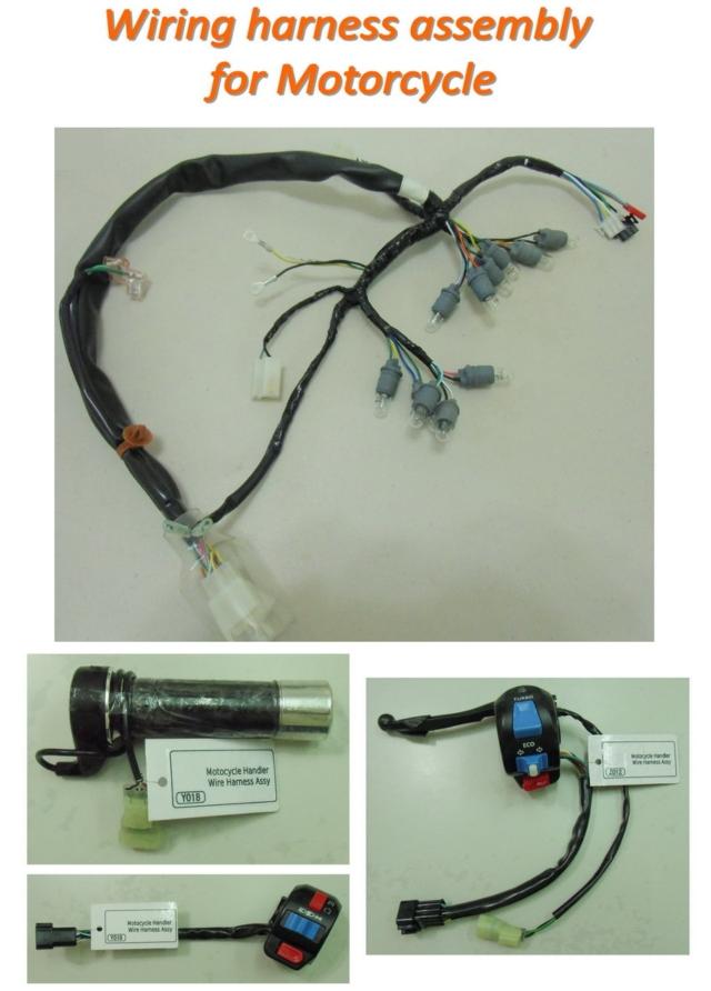 Automotive Main Harness