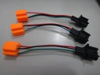 H4+H13 Head Lamp Connector