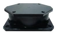 压路机减震橡胶垫