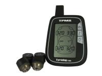 Automotive tire pressure monitoring system