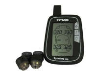 Automotive tire pressure monitoring system