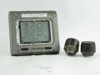 TPMS for motorbikes (IP67-rated waterproof)