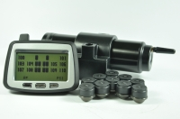 Professional TPMS for trucks