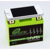 12V 機車用奈米磷酸鋰鐵電池