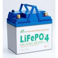 12V Automotive Used Nano Lithium Iron Phosphate Battery