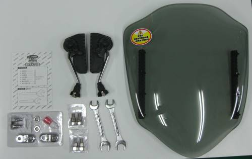 Senfun windshield packages