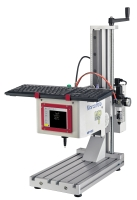 Independent Precision CNC Micro-Percussion Stylus Marking Machine(PC free)