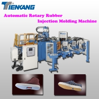 Cens.com Automatic Rotary Rubber Injection Molding Machine TIEN KANG CO., LTD.