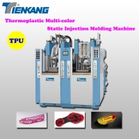 Thermoplastic Two-Color Static Injection Molding Machine