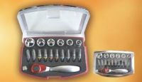 18 pc Tools Kit