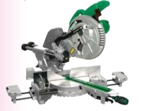 Sliding Dual Compound Metal Cutting Miter Saw