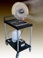 Cens.com Portable Water Misting / Cooling Fan XIN YONG YUAN ENTERPRISE CORP.