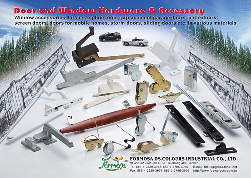 Door and Window Hardware & Accessory