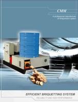 木料擠壓成形系統