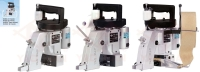 Various of Bag Closing Machines (1-Thread) & (Equipped Taping Attachment) / (2-Thread)
