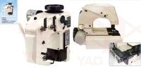 高速自動加油系統單針雙線鏈縫縫袋口機