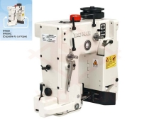 High Speed 1-Needle 2-Thread Bag Closing Heads with Auto-Lubrication System (For Plain Sew.)