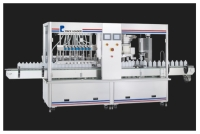 Automatic Volumetric Filling and Capping Machine (Servo System)