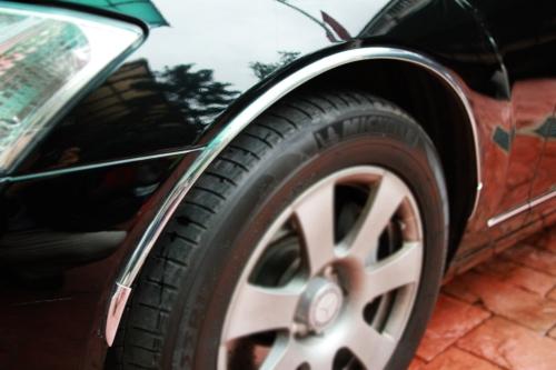 汽車輪弧飾條