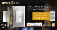 Cens.com HomeKit Light Switch KING I ELECTRONICS CO., LTD.