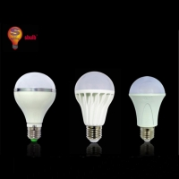 sbulb- Dimmable, color temperature changeable LED bulb