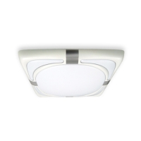 With emergency lighting function, dimmable, color temperature changeable 60W LED ceiling light