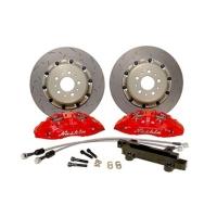Nashin高性能 N5 6活塞卡钳+浮动式碟盘 刹车套件组