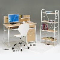 Desk / File Cabinet / Shelf / And Office Chair