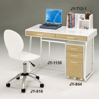 Desk / Small Bookshelf / File Cabinet / And Office Chair