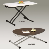 Square / Oval-Shaped / Height-Adjustable Table