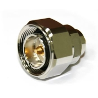 7/16 PLUG SOLDER  FOR .141 CABLE