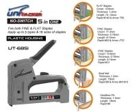 5 in 1 plastic housing staple gun tacker