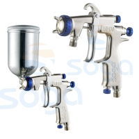 Manual spray gun