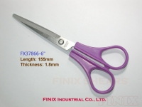 Cens.com Office Scissors (Stainless Steel Scissors) FINIX INDUSTRIAL CO., LTD.