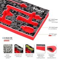 Camouflage EVA Foam Tray for Tools
