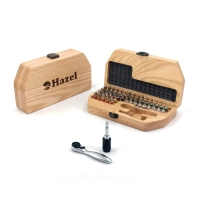 Wooden Table & Chairs