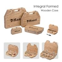 原木榫接工具盒(一體成型)+手工具組套